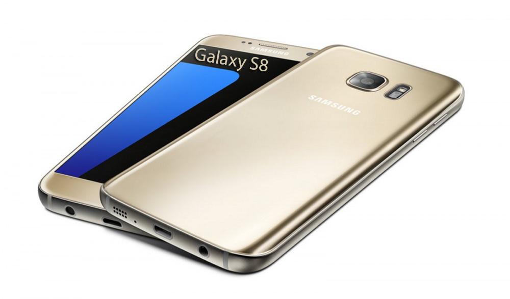 Galaxy S8 continuum feature screenshot