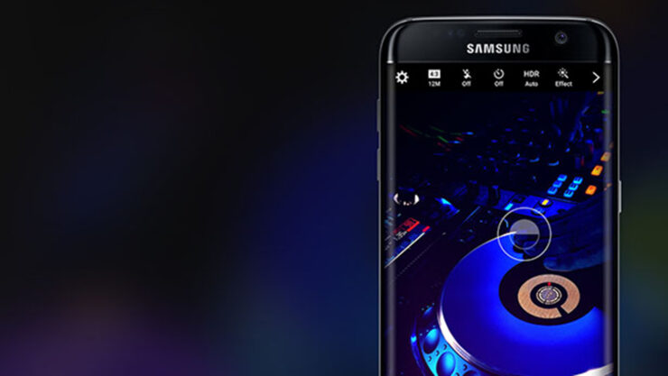 Galaxy S8 renders no home button