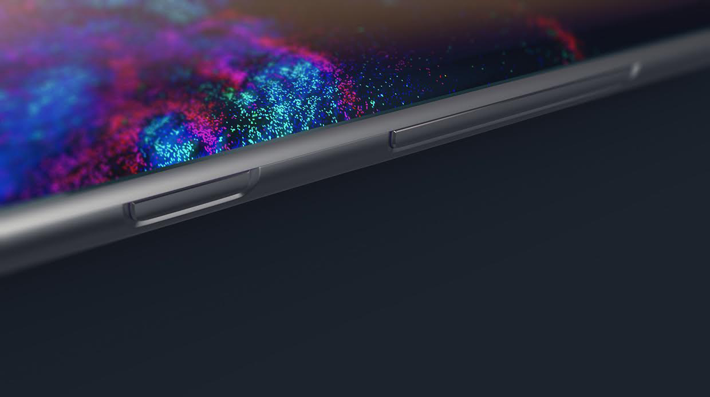 Galaxy S8 huge image leak minimum bezels