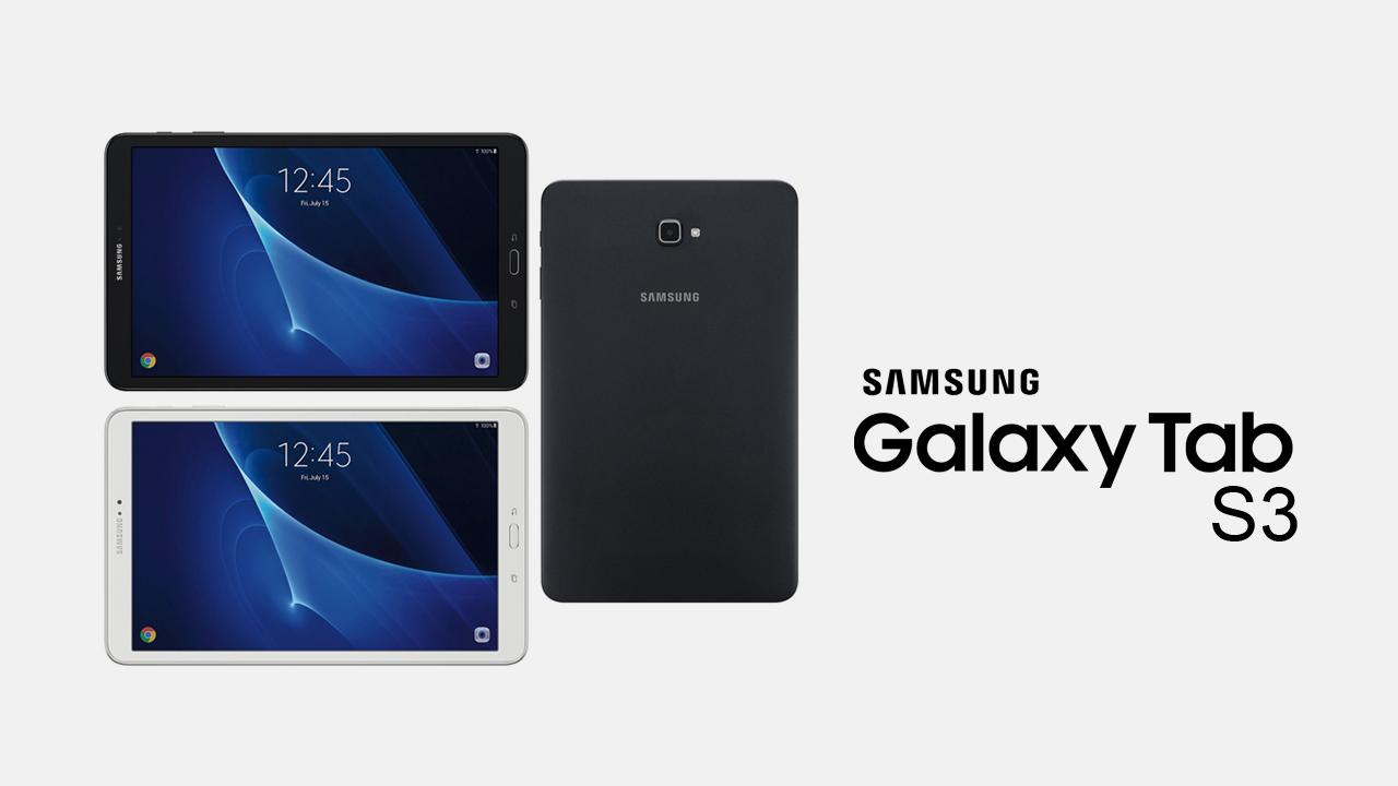 Galaxy Tab S3 MWC 2017 announcement