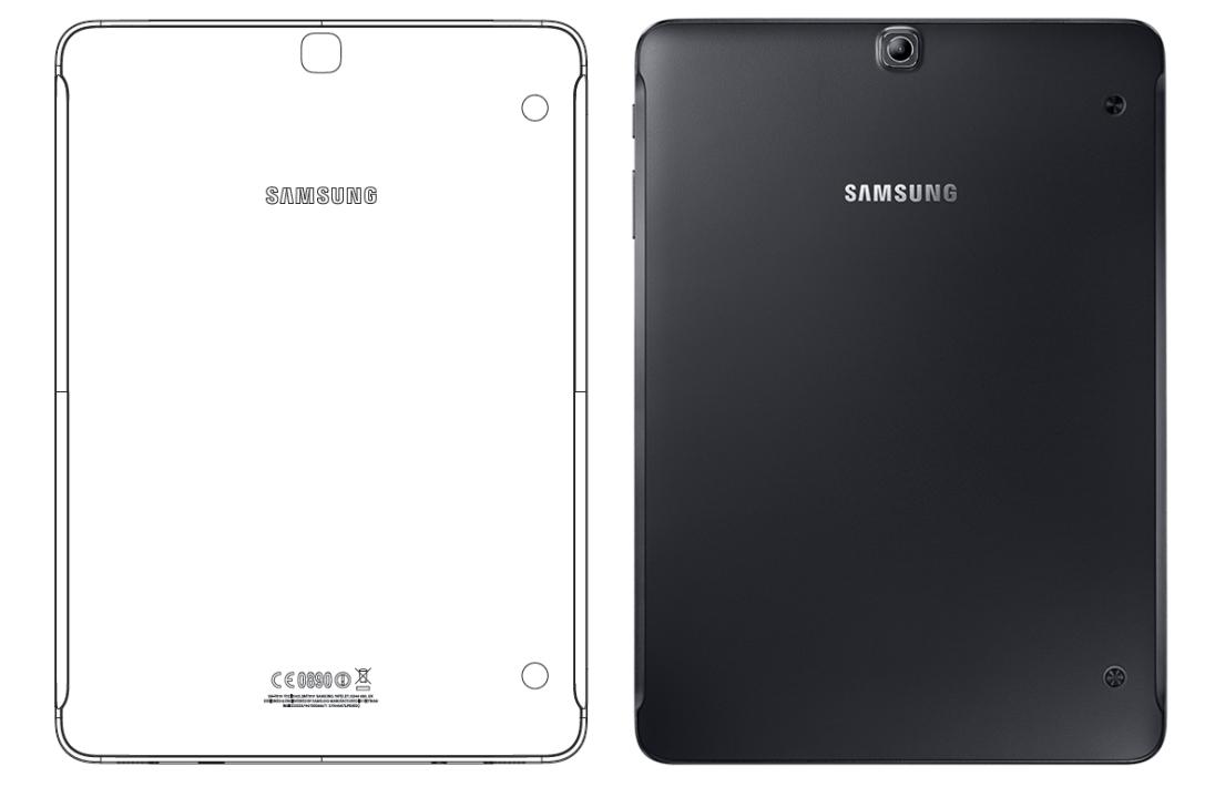 Galaxy Tab S3 speed equal to Galaxy S7