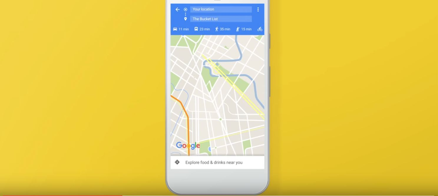 Google Maps Now Lets You Summon An Uber Without Leaving The App