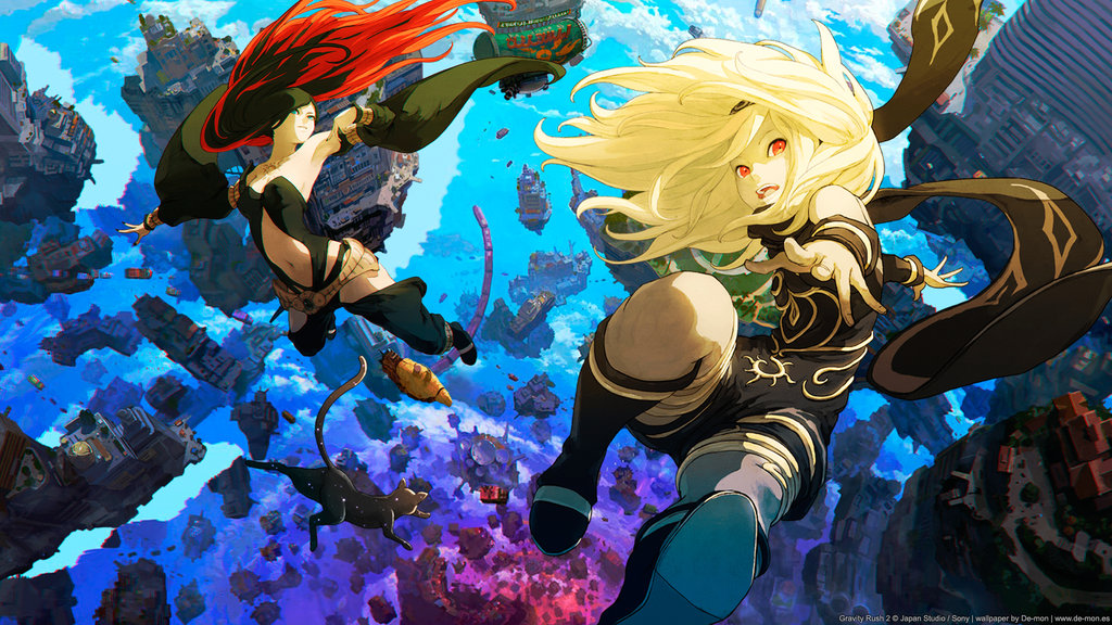 Gravity Rush 2 Dev A Sequel Might Be On Playstation 5 My