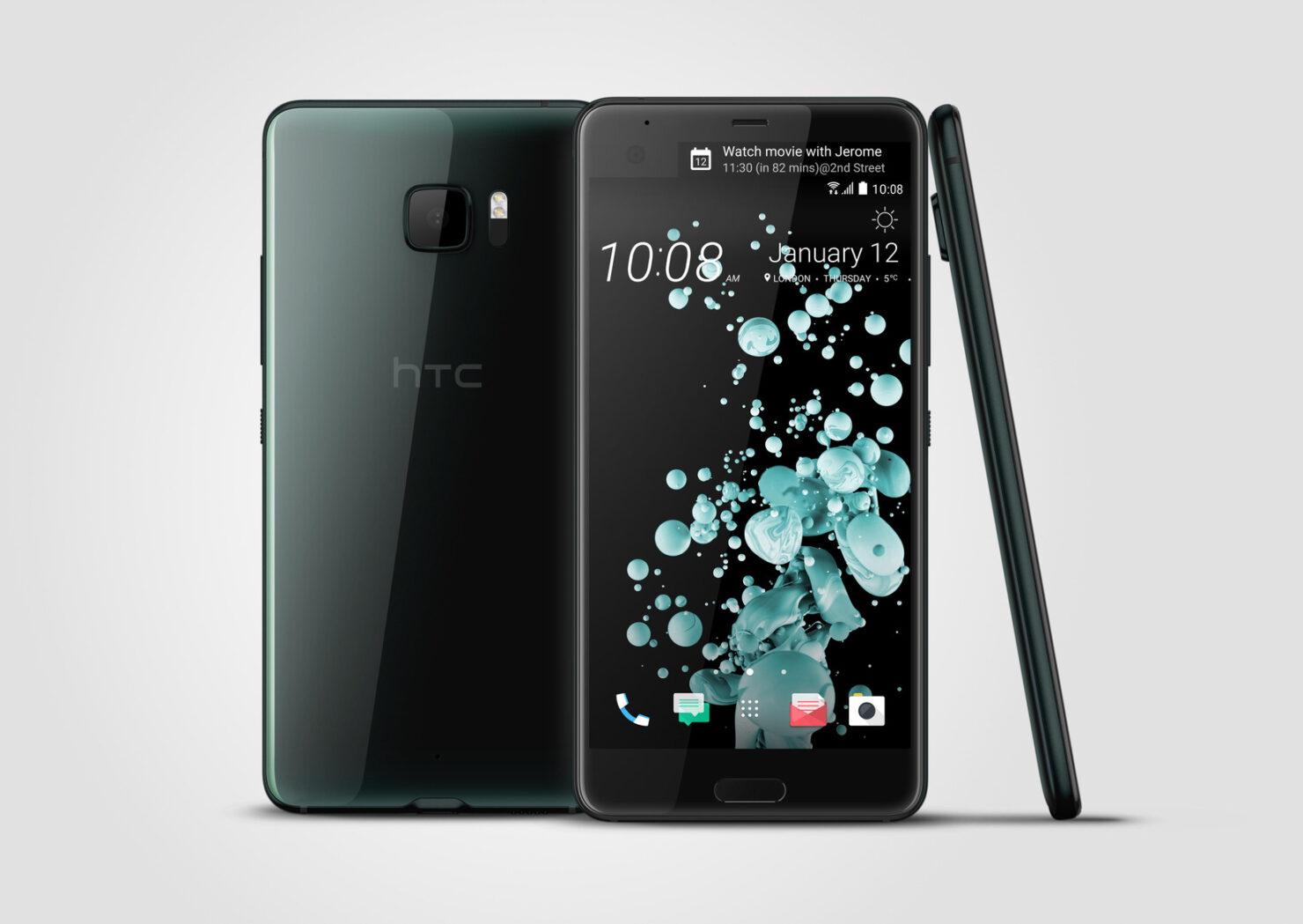 HTC U Ultra reason no phones at MWC 2017