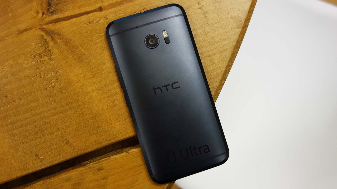 HTC U Ultra full spec list leaked