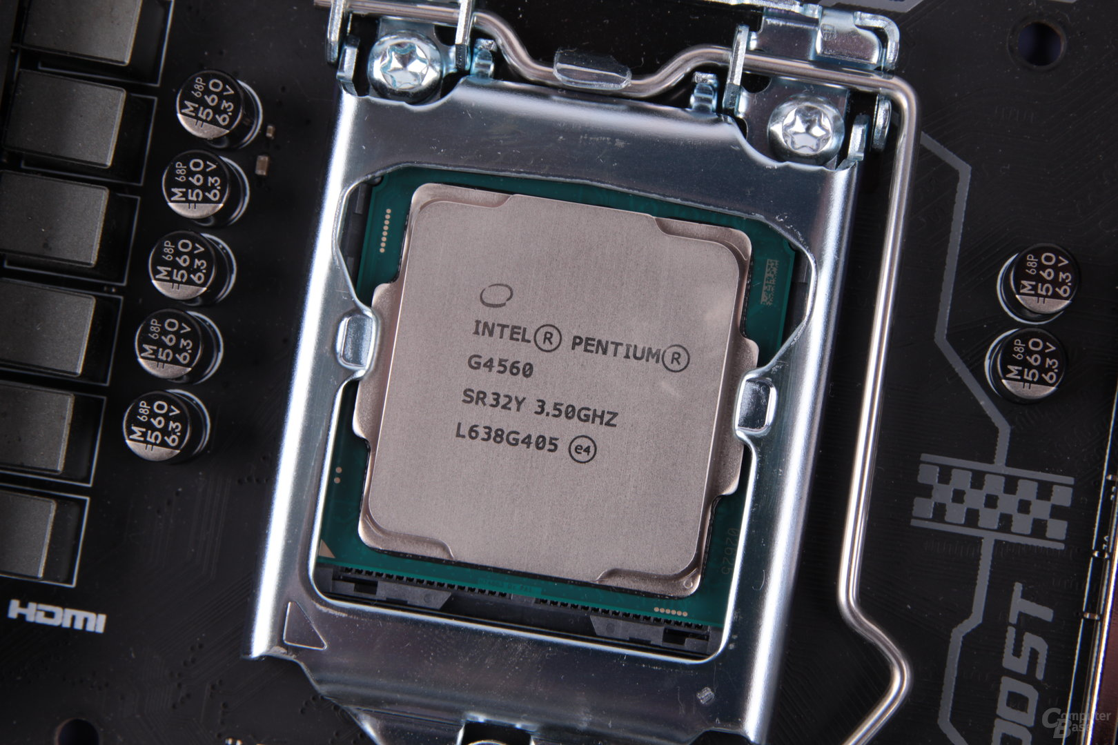 Intel Pentium G4560 Is The Ultimate Budget Cpu At Just 65 Us Processor Core I5 6600k 35 Box Socket 1151 Intels Has Been Tested By Computerbase Revealing That It Could Be Best Sub 100