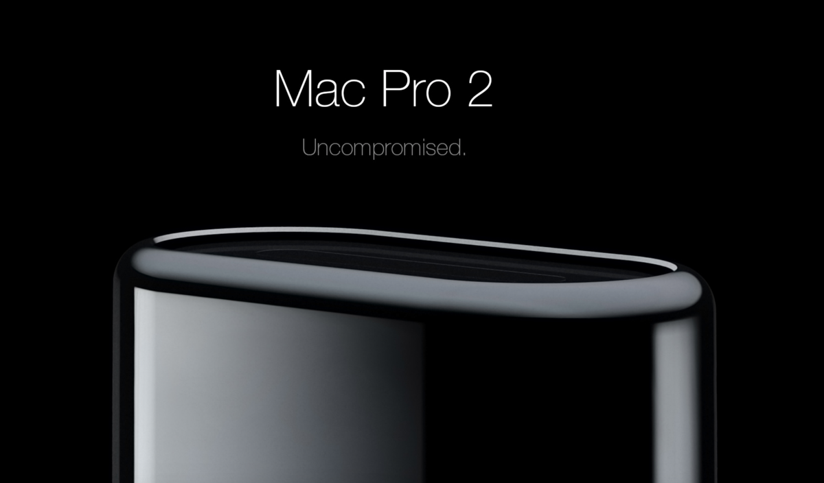 mac pro 2 concept packs tons of power new design supercharged i o. Black Bedroom Furniture Sets. Home Design Ideas