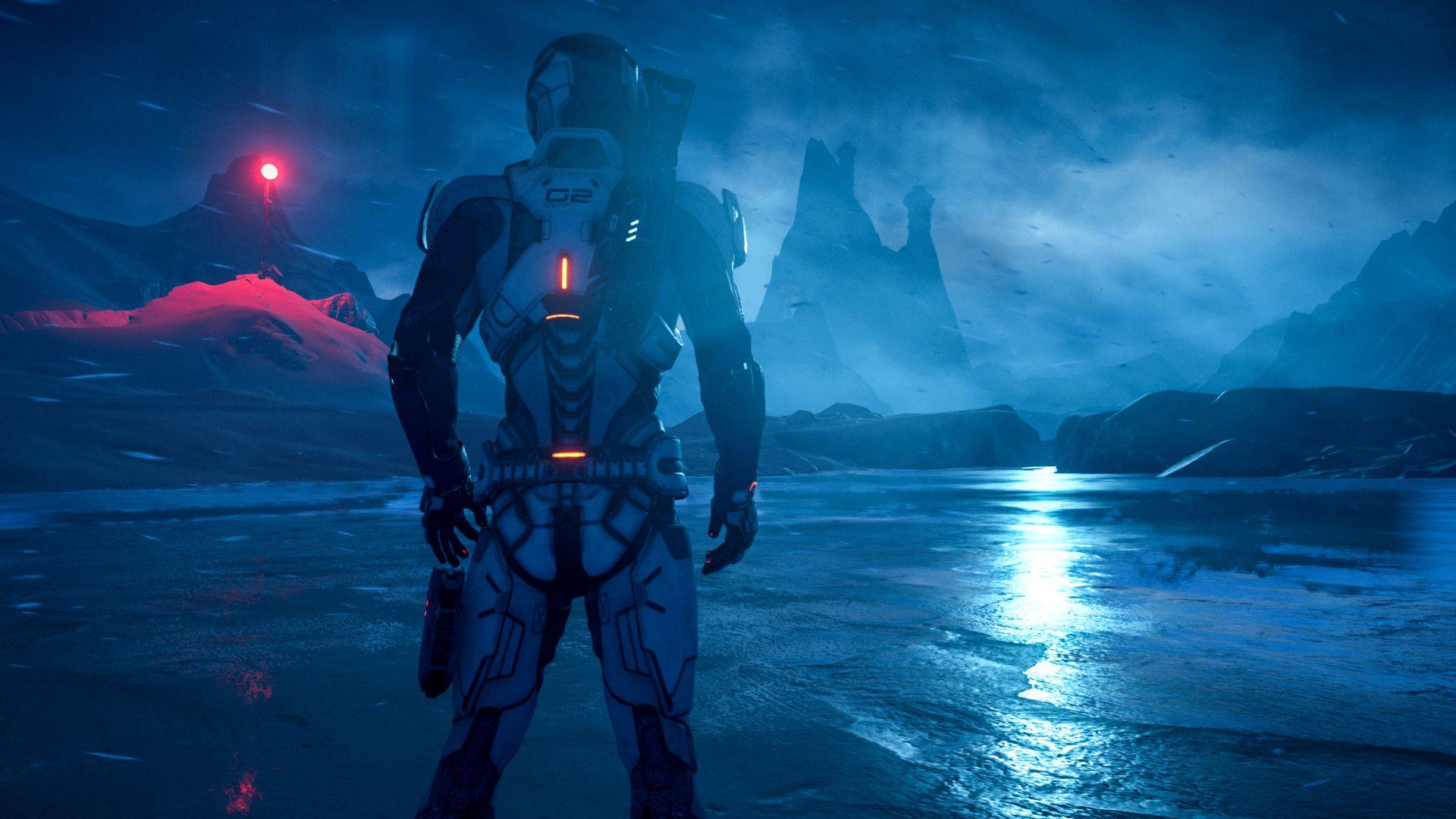Mass Effect Andromeda Gets Intense 4k Launch Trailer