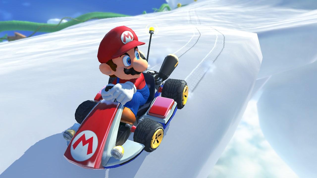 Mario Kart 8 Deluxe update 1.4.0