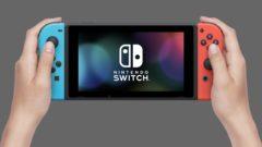 Nintendo Switch update 2.3.0