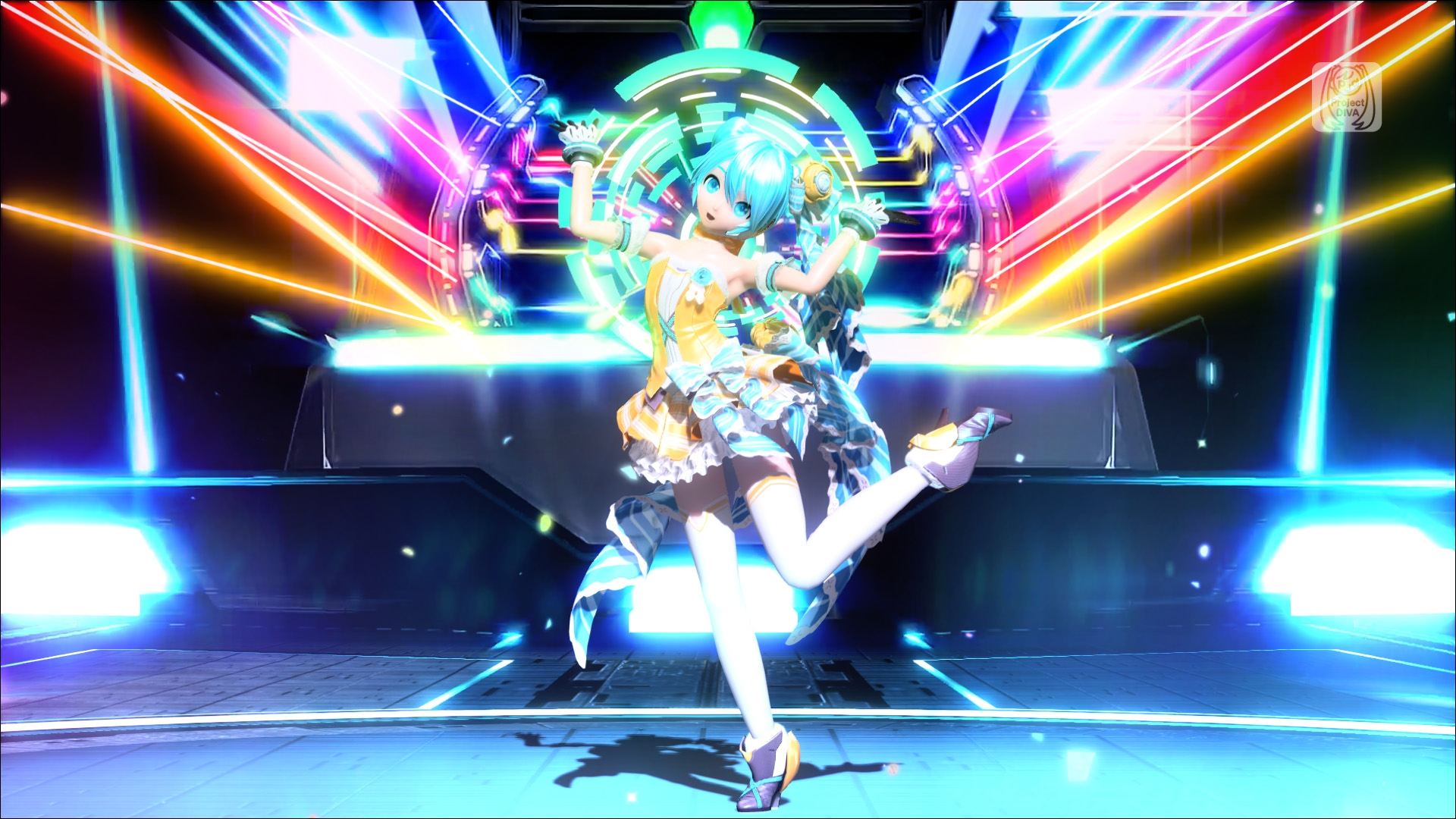 Hatsune miku project diva future tone review in tune - Hatsune miku project diva future ...