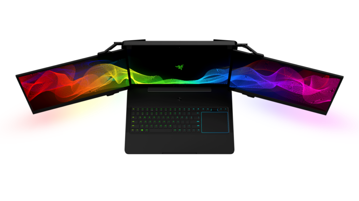 Razer Project Valerie Concept Is a Gaming Desktop With Not One, But Three Displays
