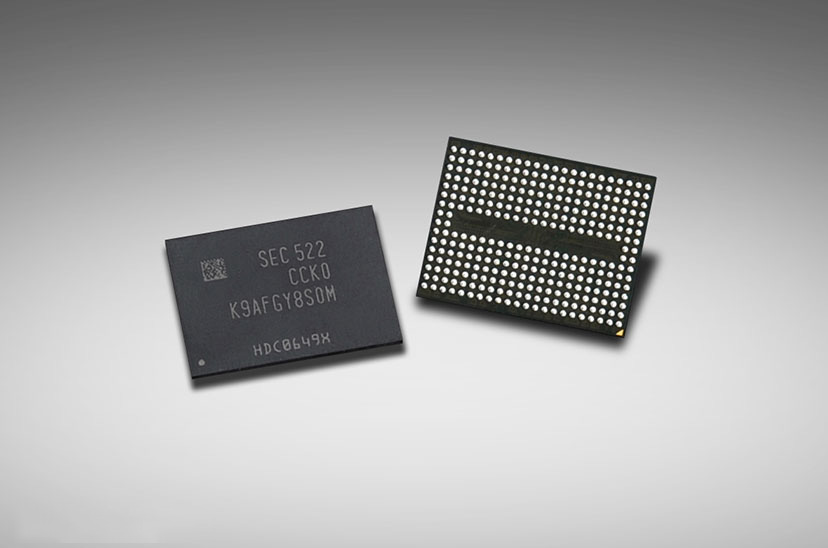 Samsung at risk to lose flash memory market share