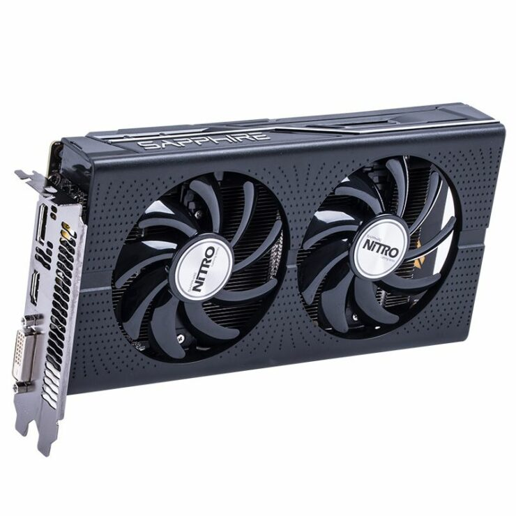 Sapphire Launches RX 460 Nitro OC With Full Polaris 11 GPU