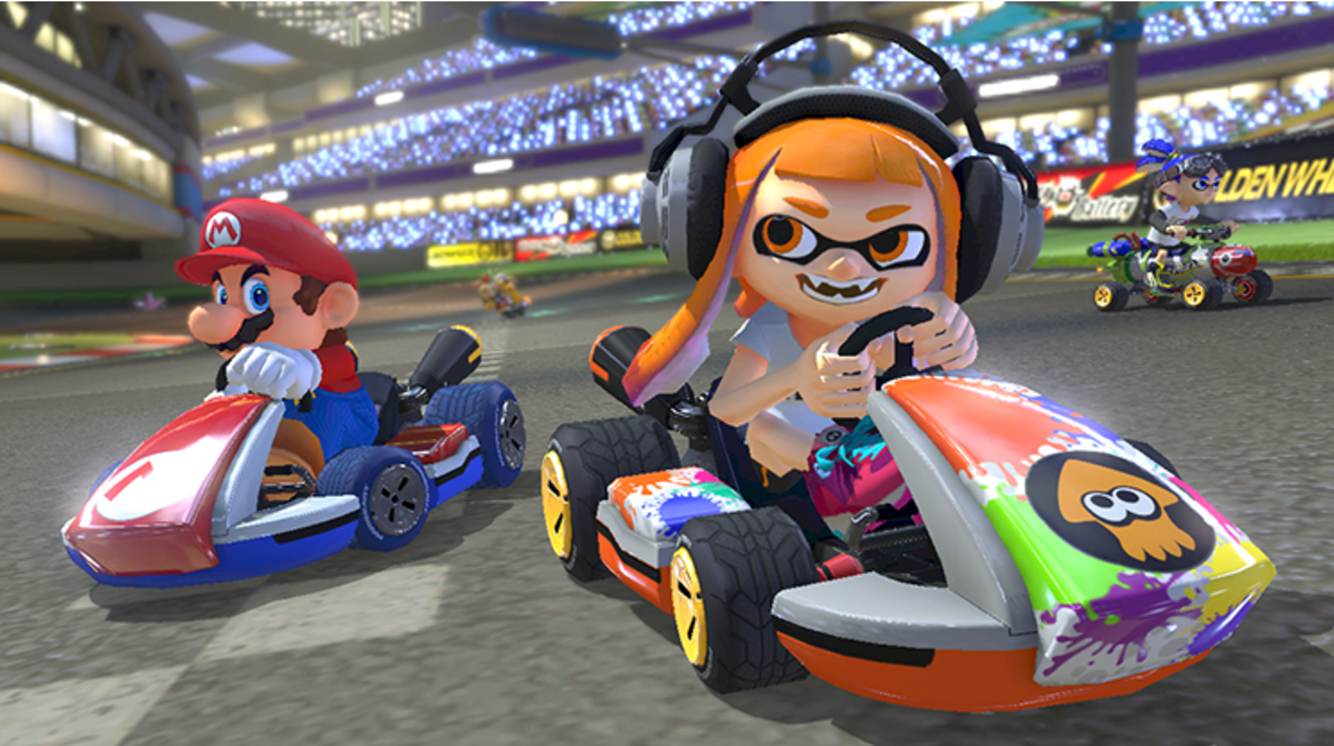 Mario Kart 8 Deluxe Preview Nintendos First Goty Edition