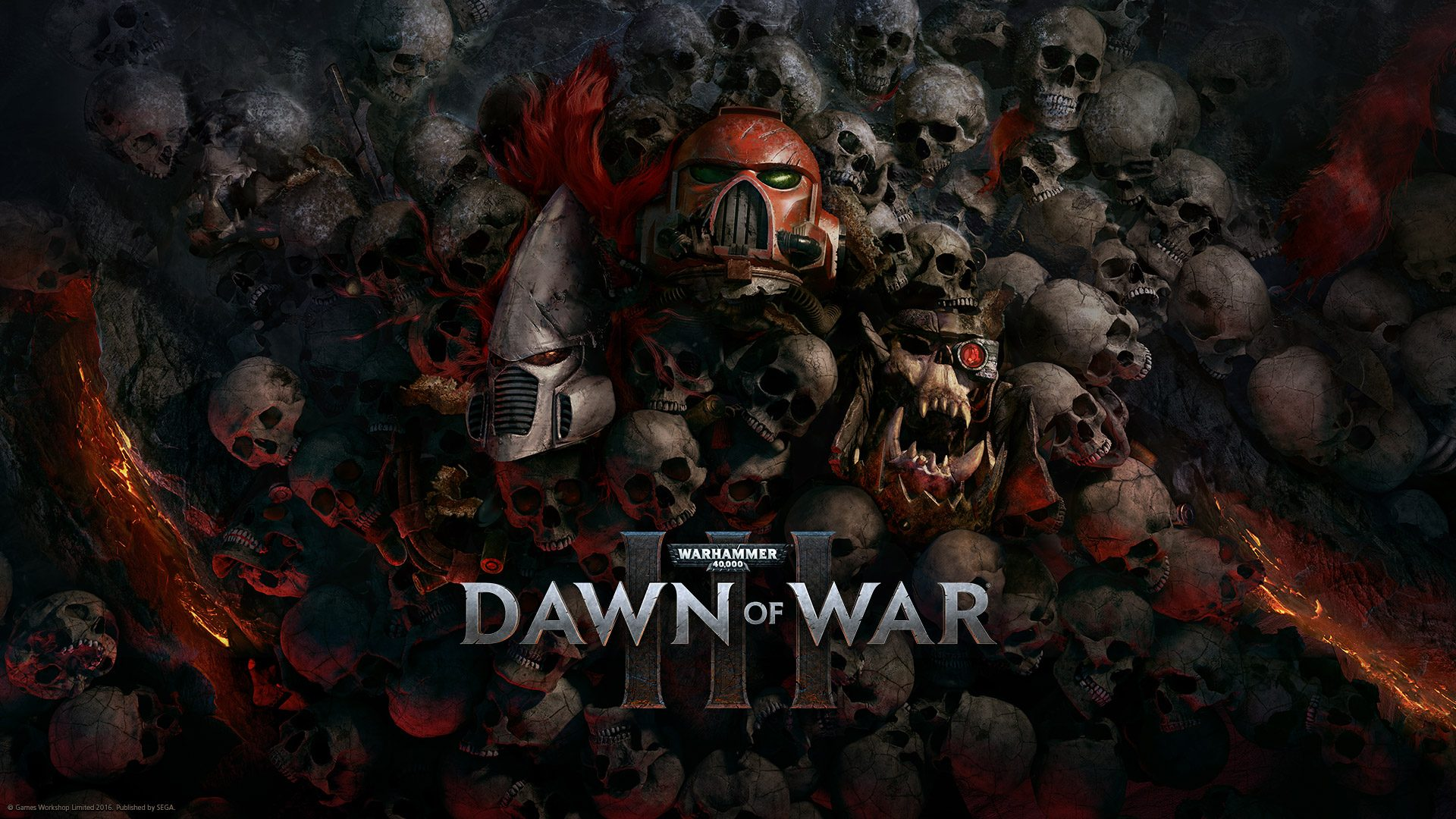 Strategy Games Preview 02 - Dawn of War III
