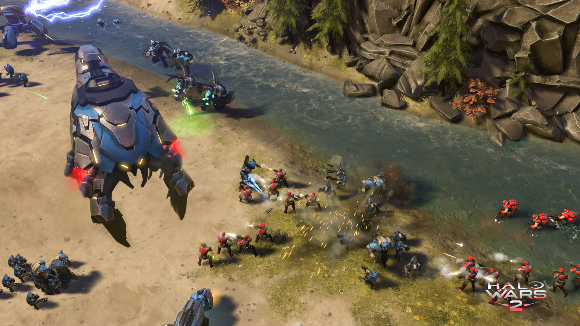 Strategy Games Preview 04 - Halo Wars 2