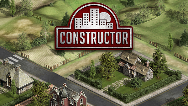 Strategy Games Preview 05 - Constructor HD