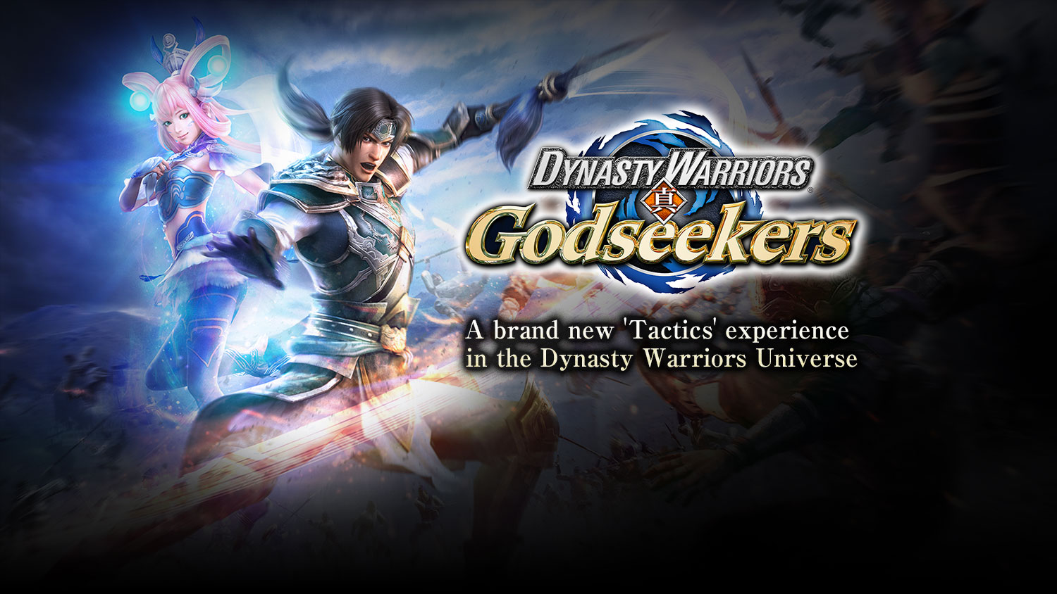 Strategy Games Preview 08 - Dynasty Warriors Godseekers