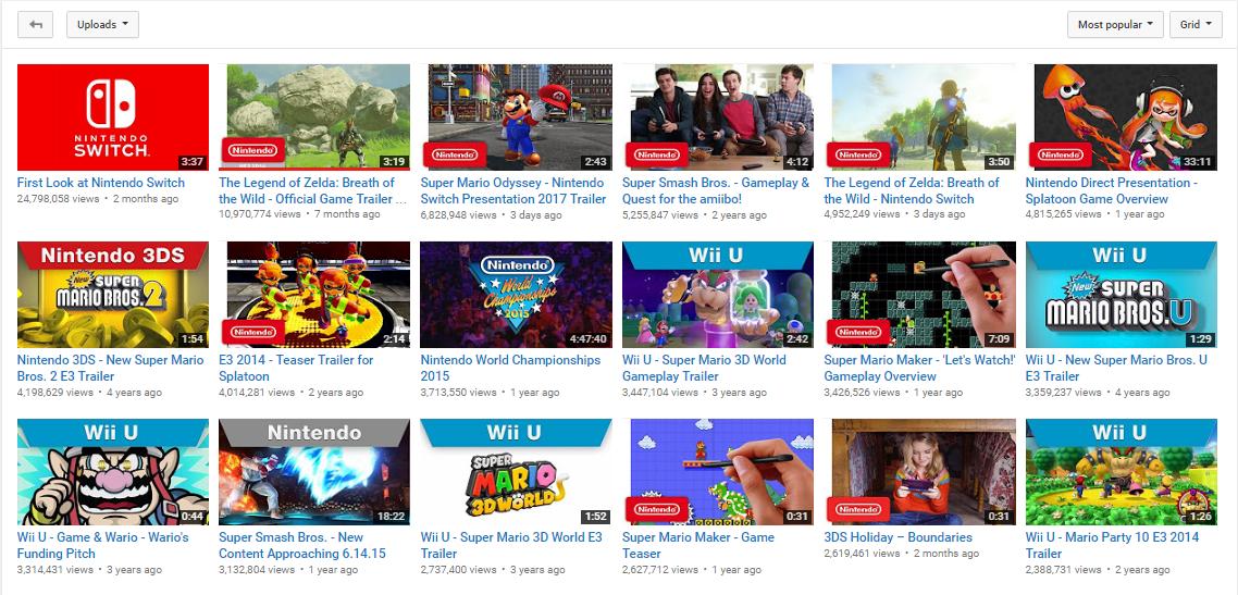 Super Mario Odyssey Trailer Is Close To 7 Million Views