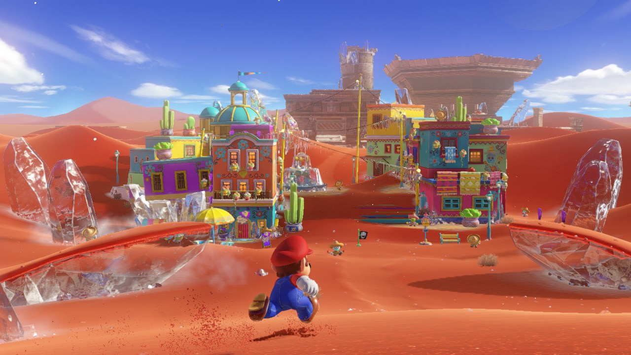 Super Mario Odyssey Trailer Is Close To 7 Million Views
