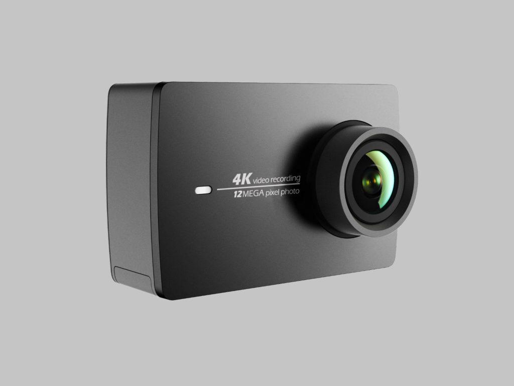 Xiaomi Yi 4K+ announced