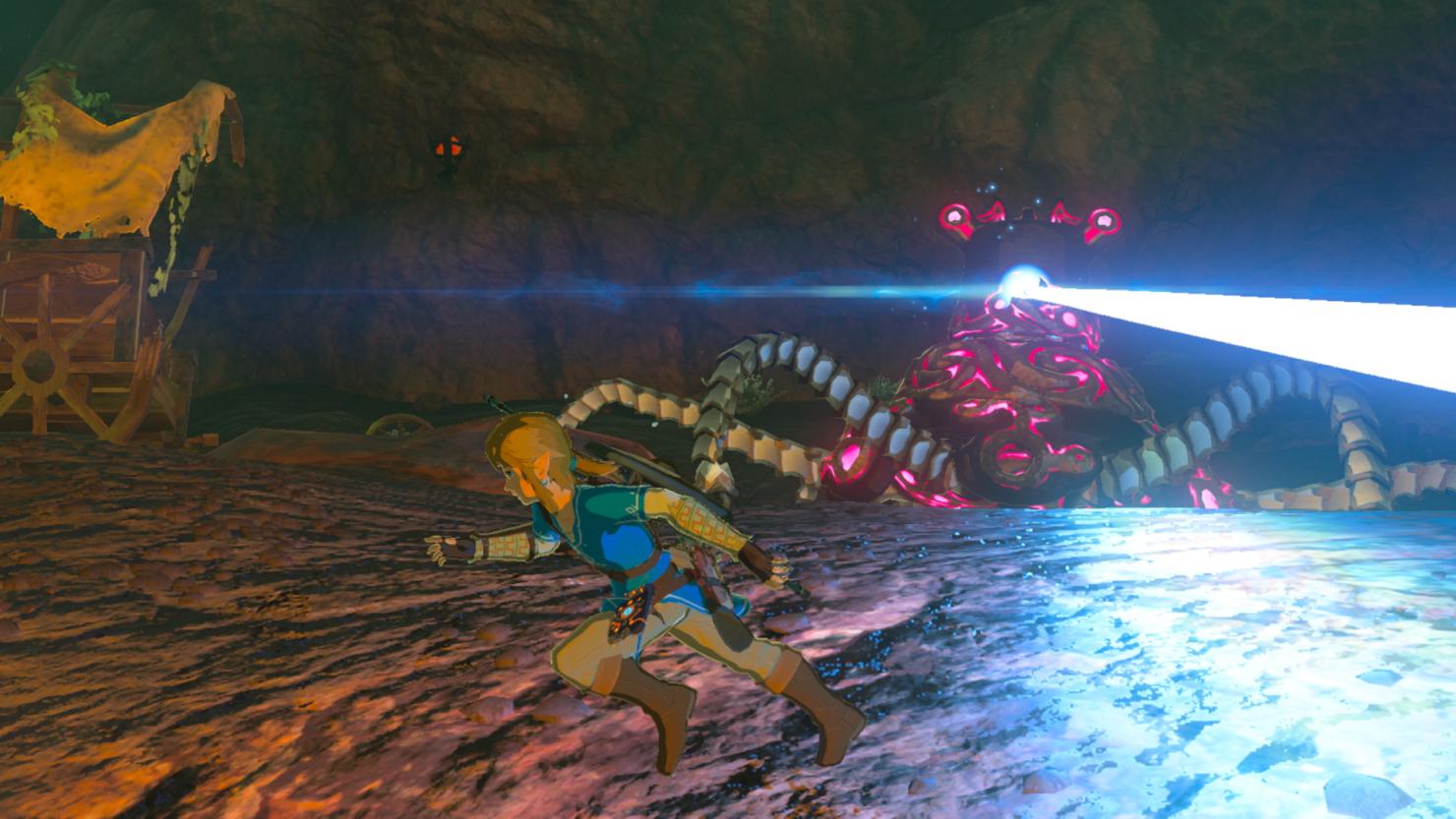 Zelda Breath of the Wild patch