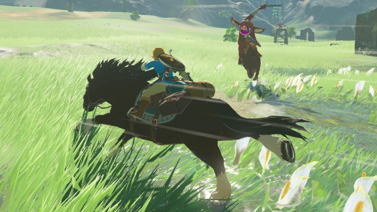 Zelda Breath of the Wild screenshots30