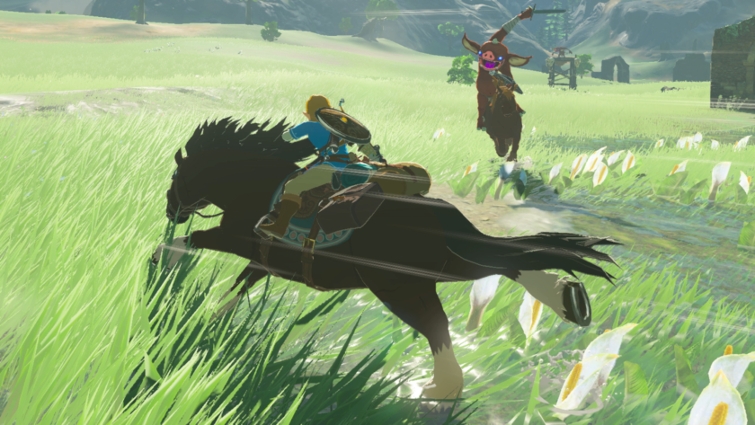 Zelda Breath of the Wild screenshots30