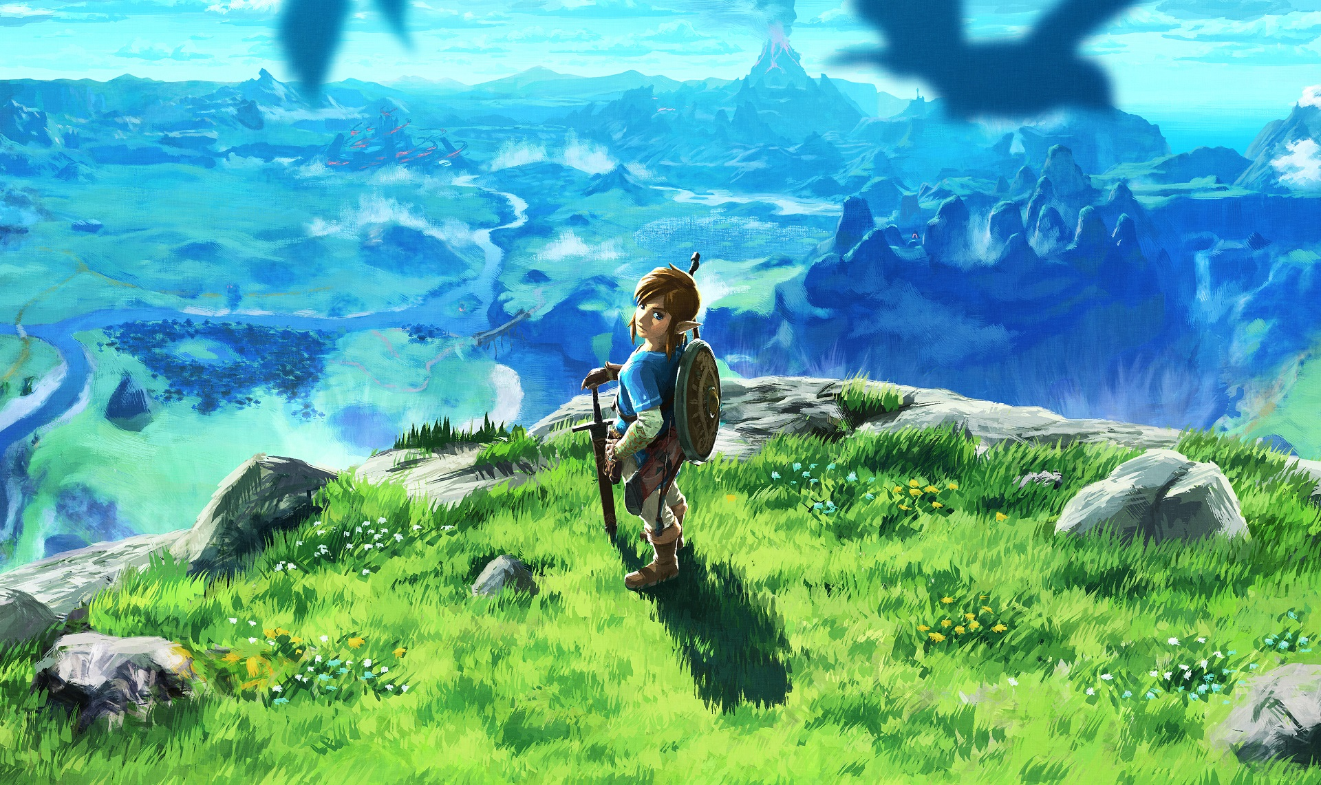 download zelda breath of the wild pc