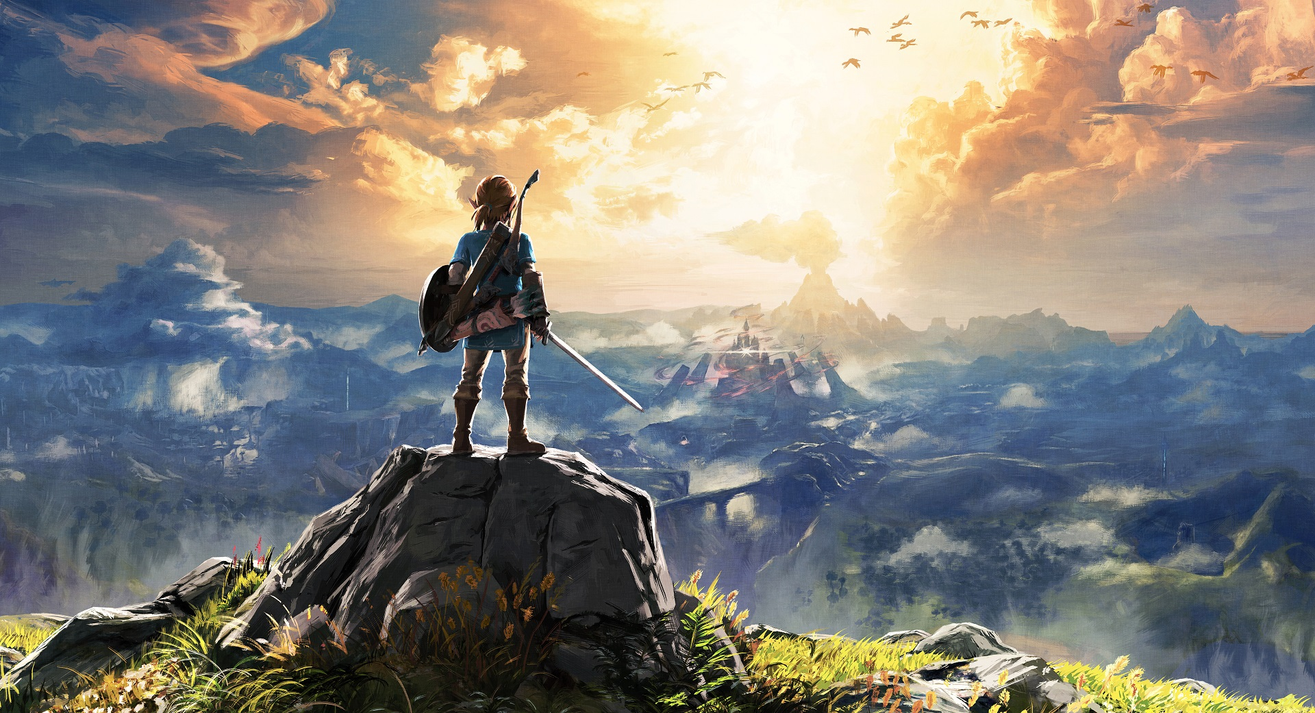 how to download legend of zelda breath of the wild on pc