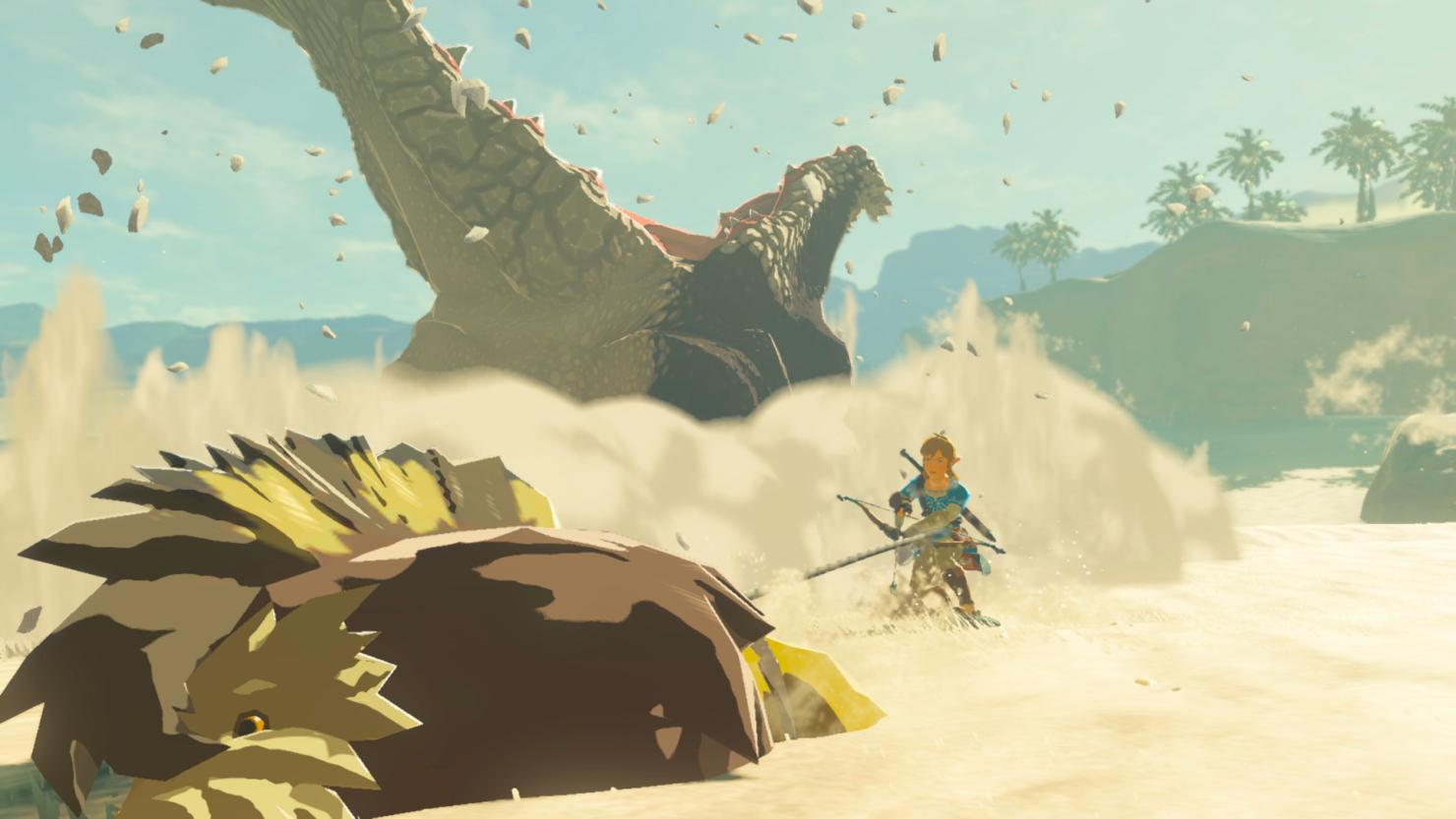 Zelda Breath of the Wild screenshots7