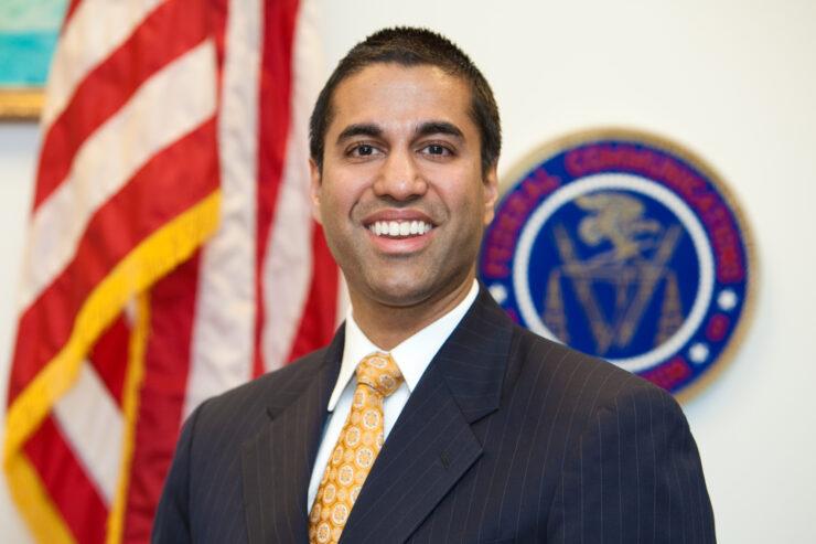 Net neutrality ajit pai FCC