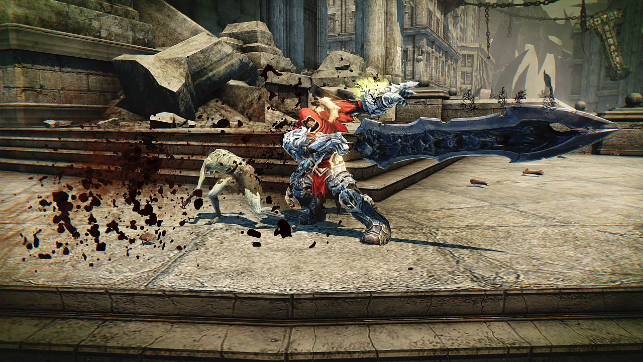 Darksiders: Warmastered Edition Review- War is Still Fun