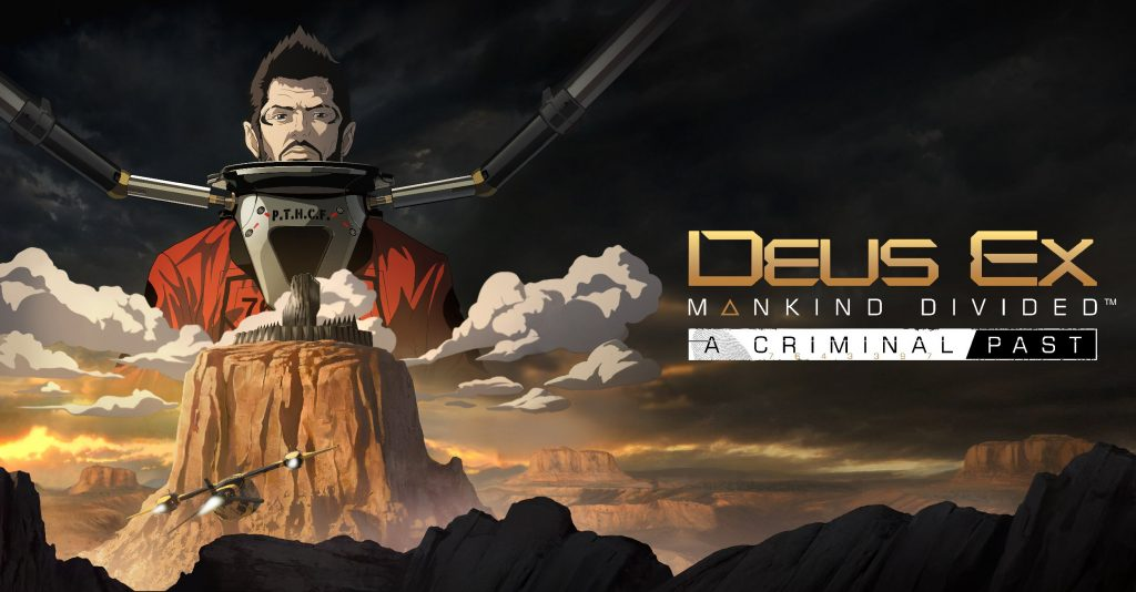Deus ex Mankind Divided Story DLC