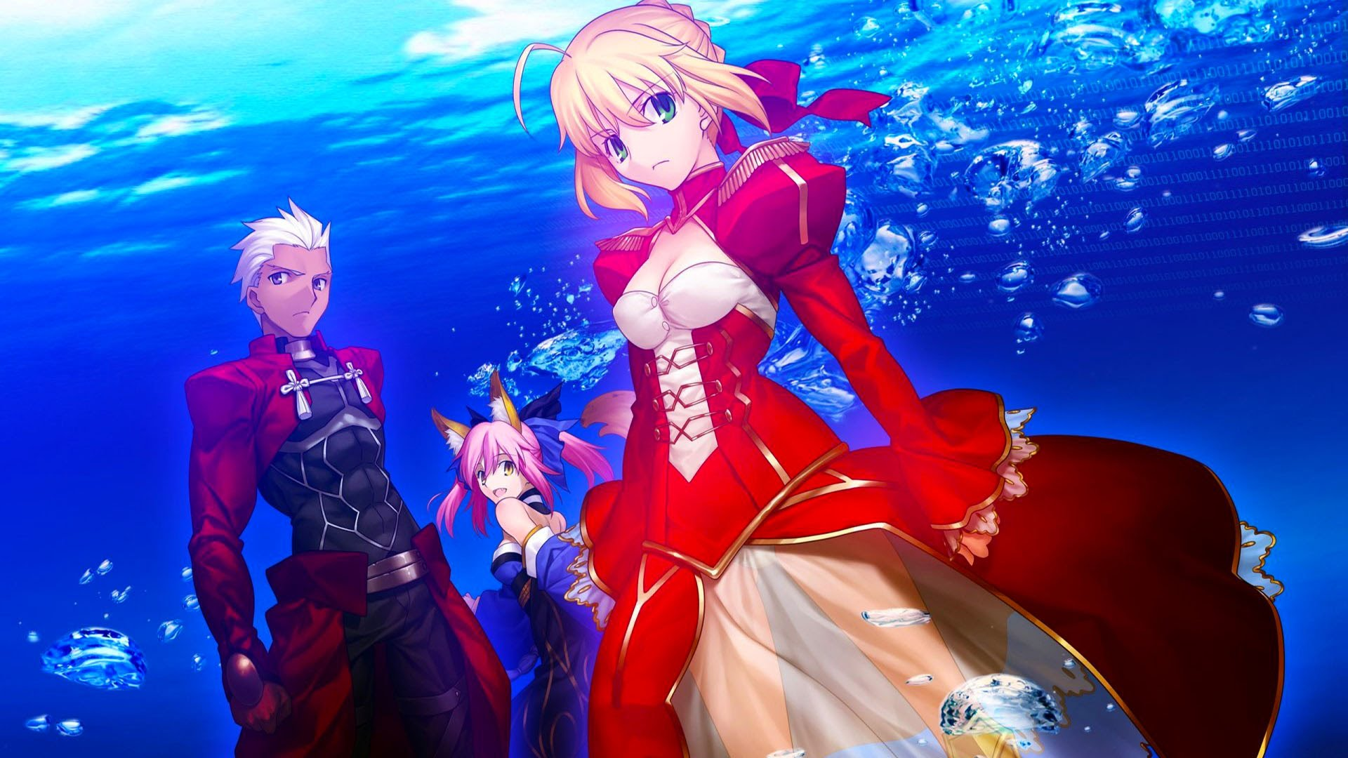 Fate/Extella Link Review - Fate/Musou?