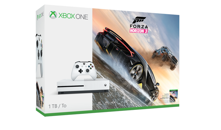 xbox one s bundles forza horizon 3 halo wars 2