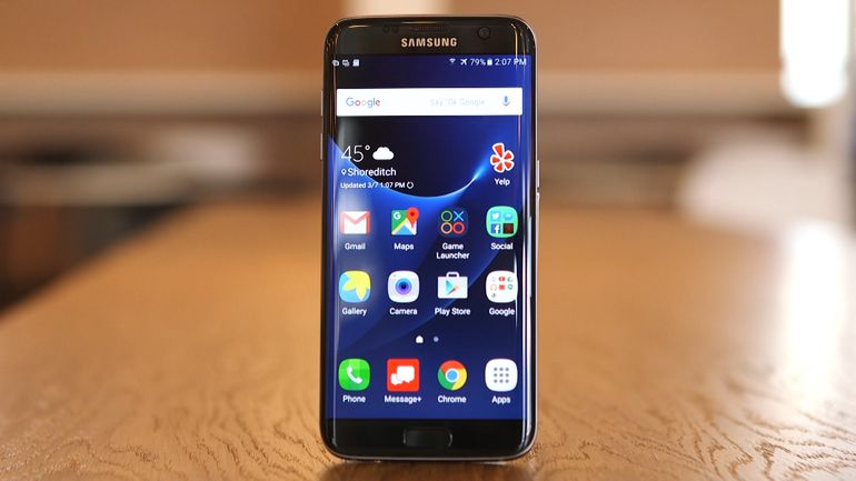 How to Update Samsung Galaxy S7 edge to XXU1DPLT Android Nougat