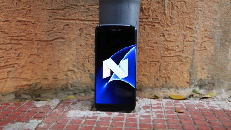Nougat ROM for Galaxy S7 update Galaxy S7 to Android 7.1.1