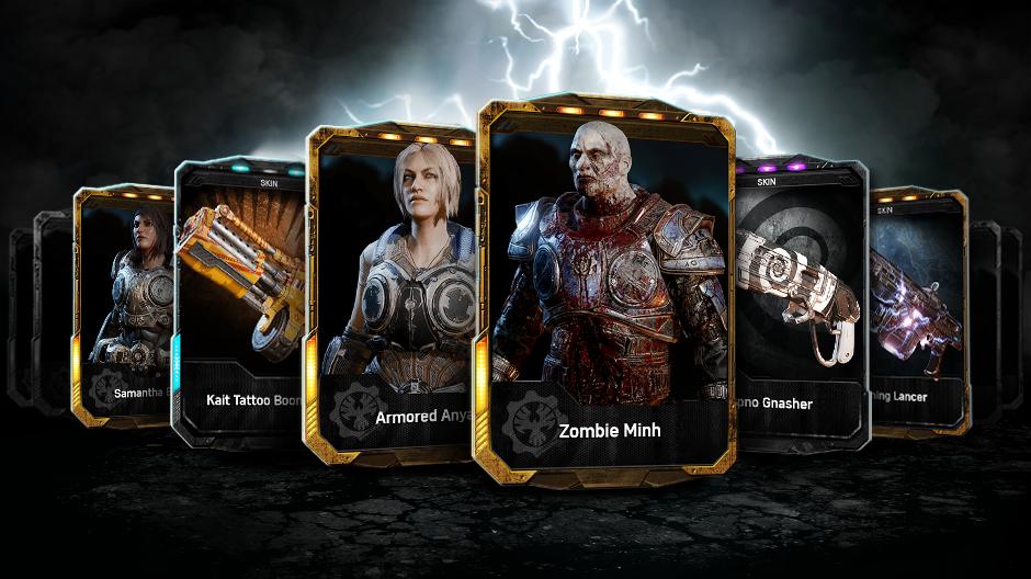 Gears of War 4 Gets Additional Details On Gameplay Mechanics