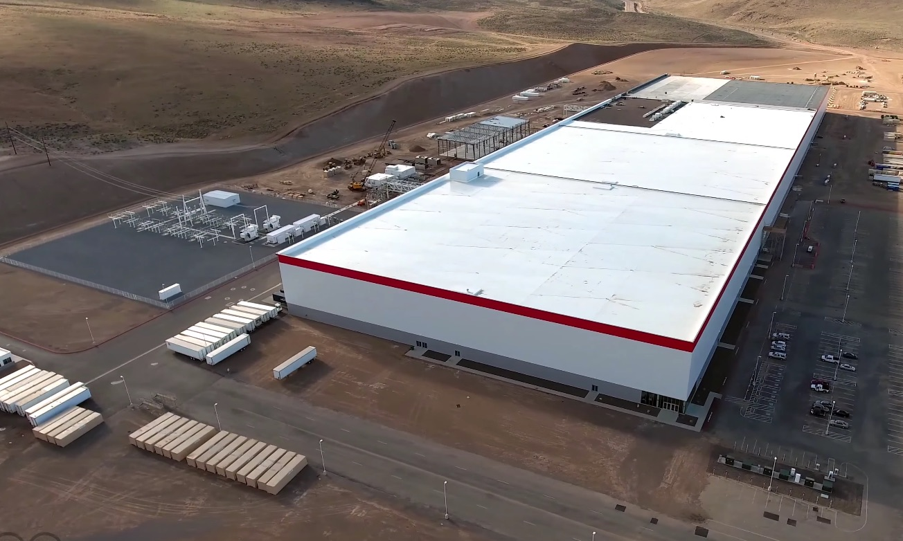 Tesla S Gigafactory Has Started Full Battery Cells Production