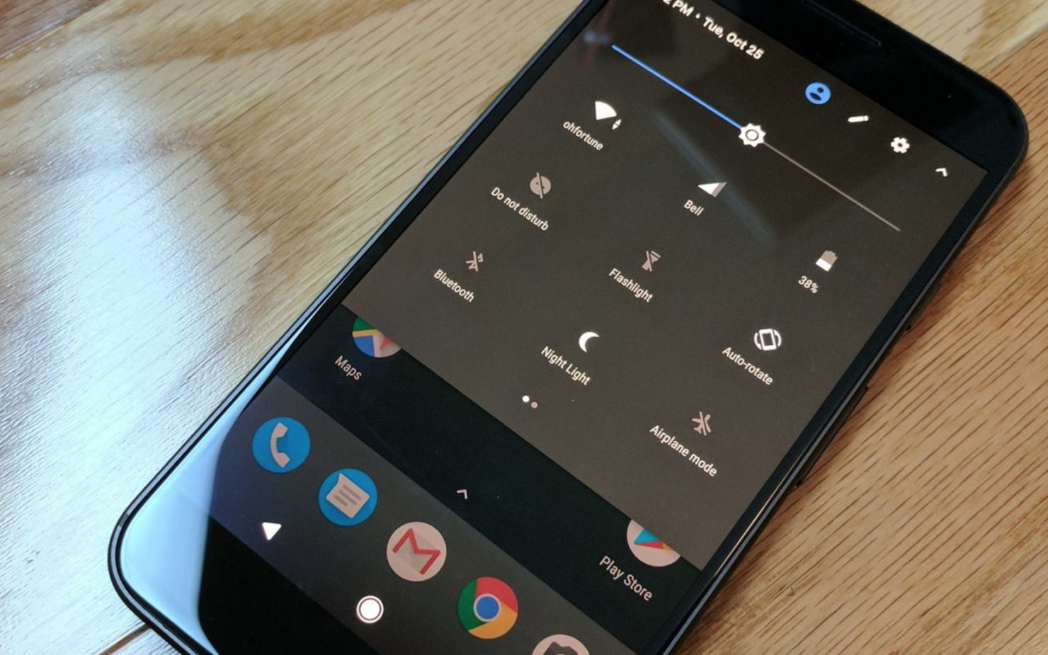 set up google pixel night light