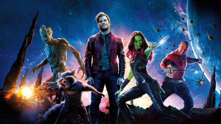 Guardians of the Galaxy Game