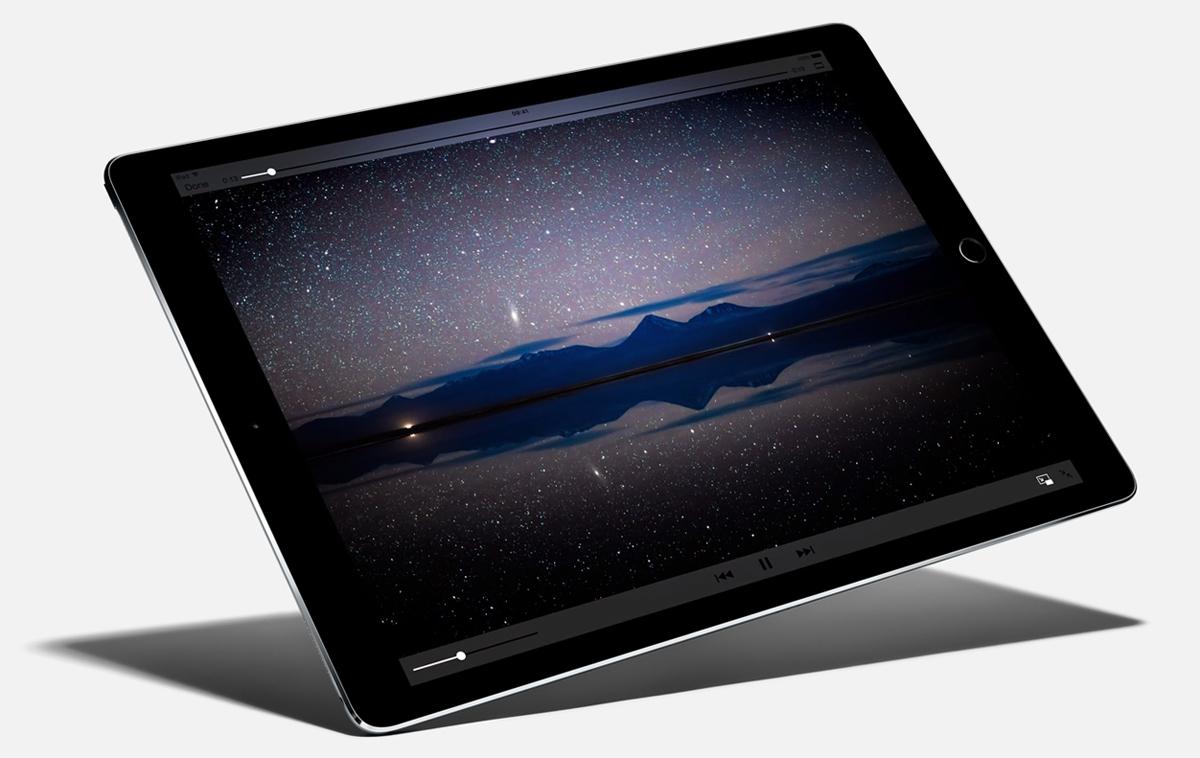iPad family high end 10 inch screen