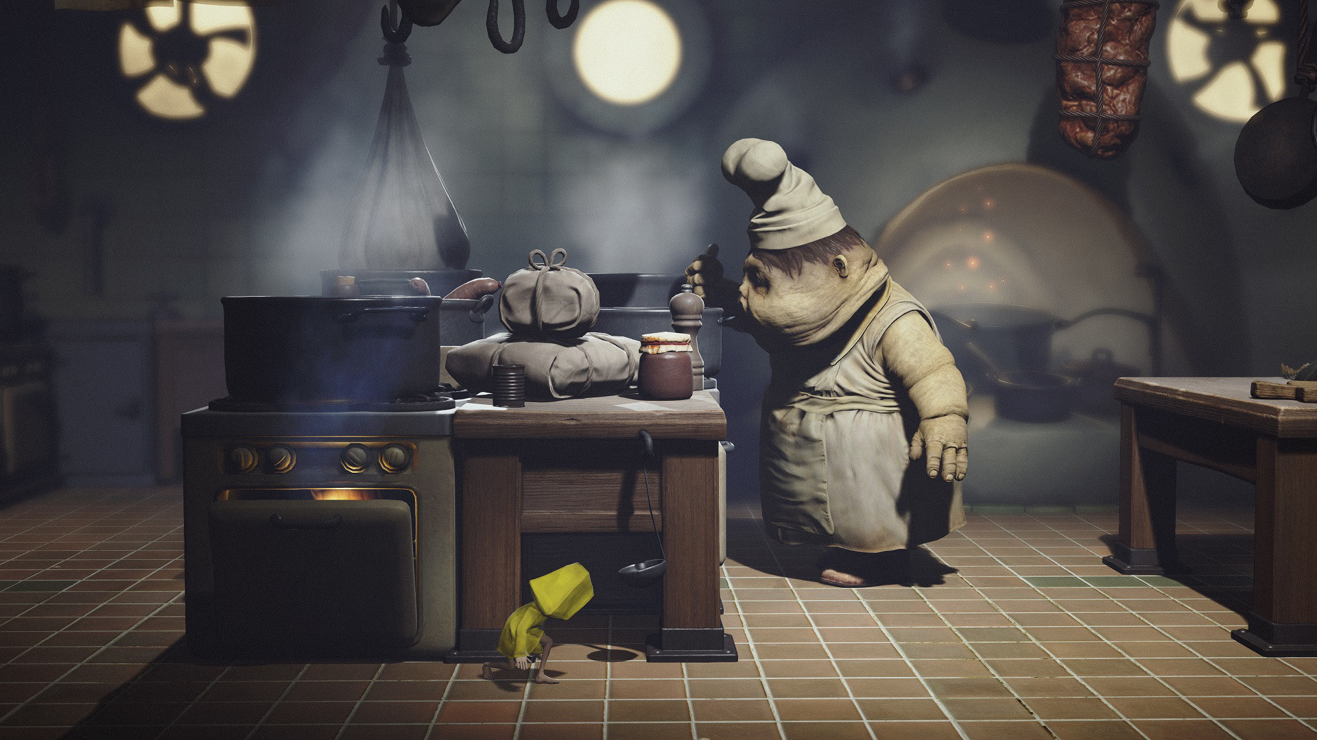 Little Nightmares Runs at 1620P@60FPS on PS4 Pro, 1080P@30 on PS4