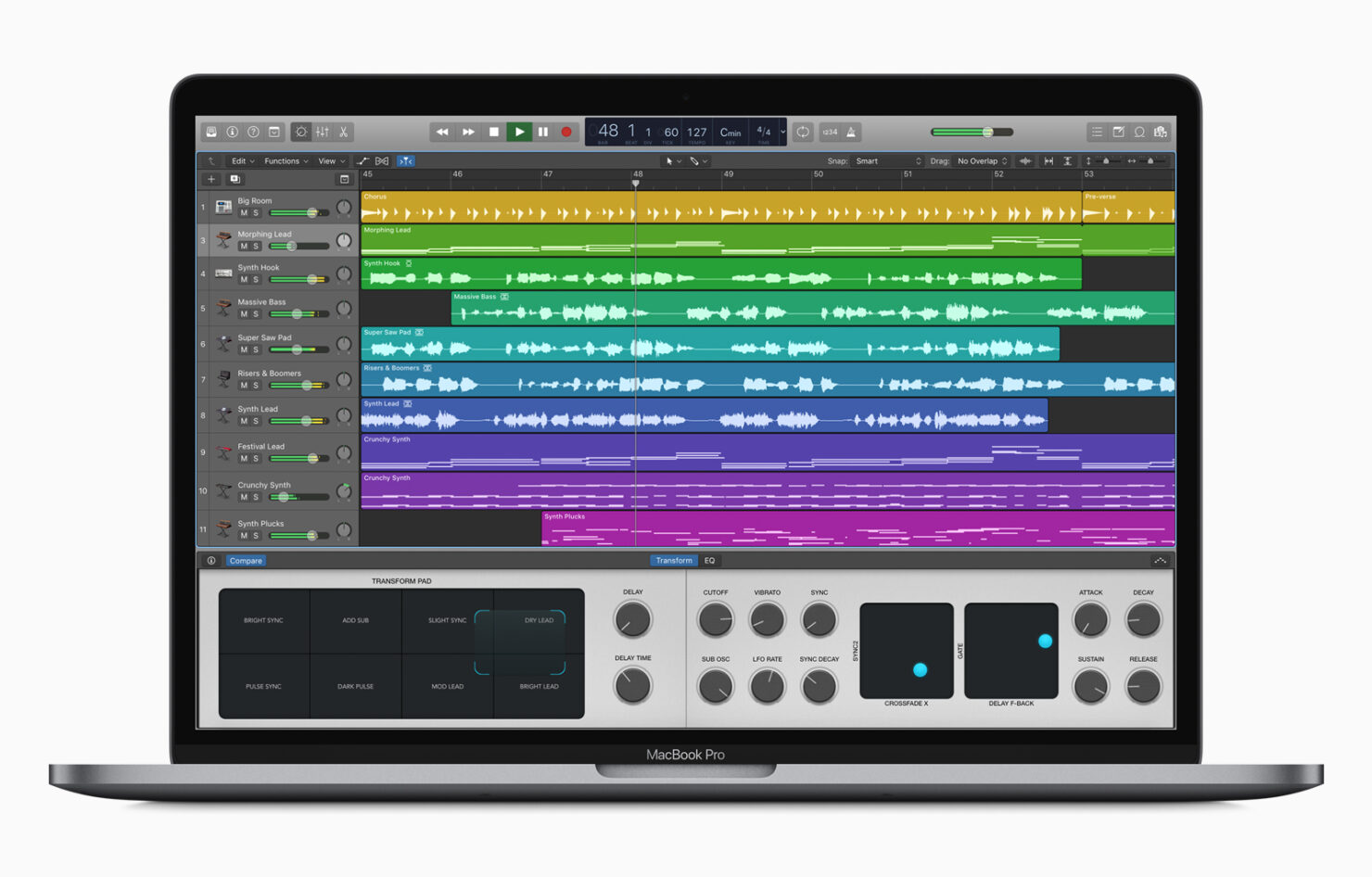 logic-pro-macbookpro-front-view
