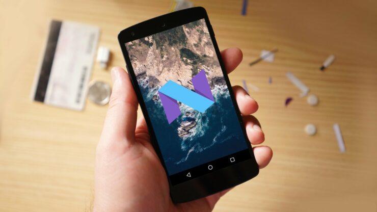 flash Android 7.1.1 on Nexus 5