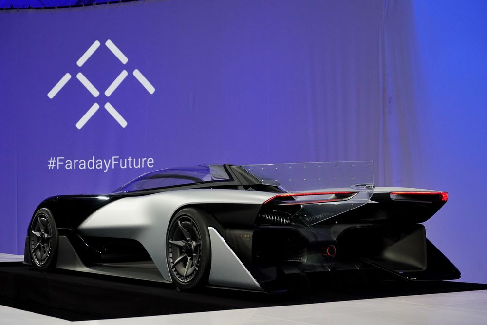 Faraday Future S First Car Secures 64 000 Reservations Within 36 Hours Of Its Release
