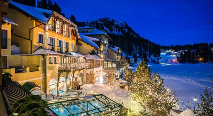 Ransomware Attack Luxury austrian Resort