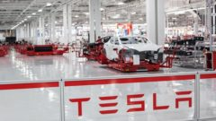 Tesla to have its gearboxes and electric motors manufactured at the Gigafactory in Nevada.